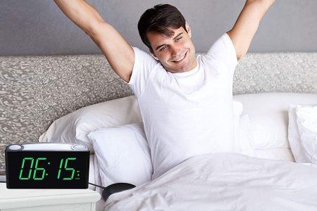 Best Vibrating Bed Shaking Alarm Clocks