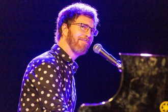 Ben Folds, Stuck in Australia, Is Writing a New Album During Quarantine
