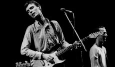 Flashback: Talking Heads Play a Scorching 'Crosseyed and Painless' in 1980