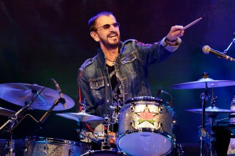 How to Watch Ringo Starr's Big Birthday Charity Show