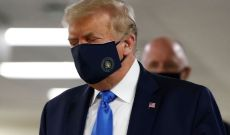 Trump Wore a Mask. Sadly This Is News