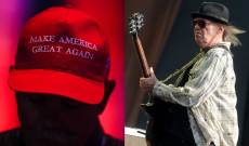 Can Neil Young Sue Donald Trump Into Silence?