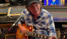 Watch John Fogerty and His Kids Perform 'Blueboy' From Their Home