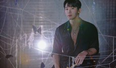 K-Pop Star Wonho on Starting Over Solo: New EP Finally 'Reflecting My Own Colors'