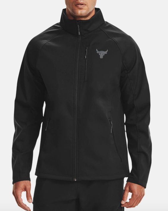 workout jacket mens under armour