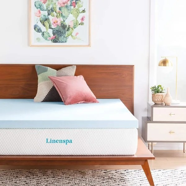 best foam mattress toppers for every