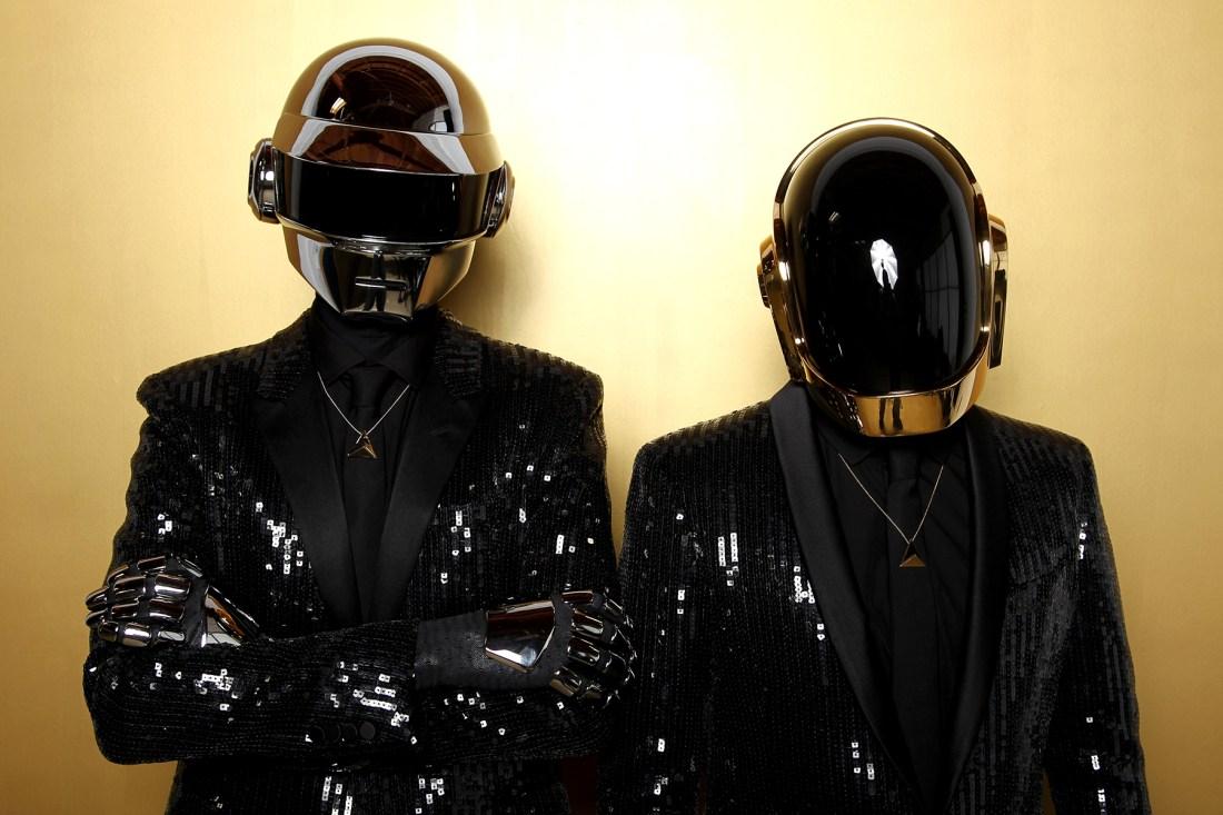 Daft Punk Grammy-Award Winning French Group Split After 28 Years