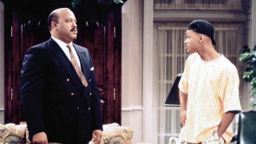 FRESH PRINCE OF BEL AIR, James Avery, Will Smith, (1990-1996)
