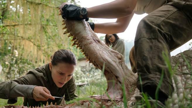 """Natalie Portman und Tessa Thompson in """"Auslöschung"""""""