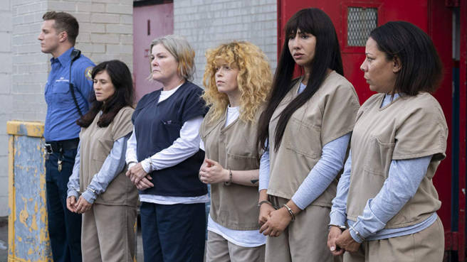 """Es wird keine achte Staffel von """"Orange Is the New Black"""" geben."""