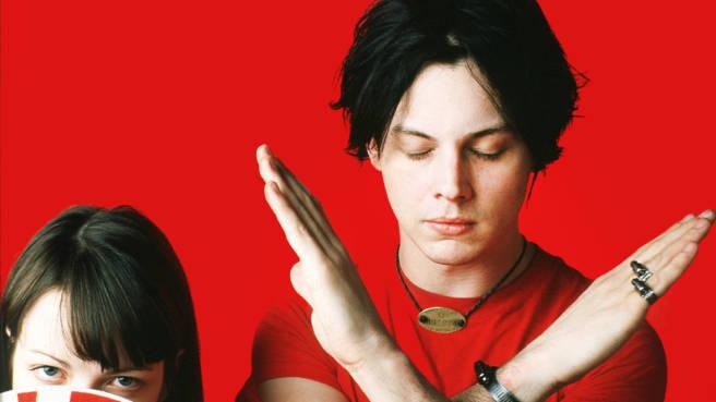 Ganz bei sich: The White Stripes im Jahr 1999