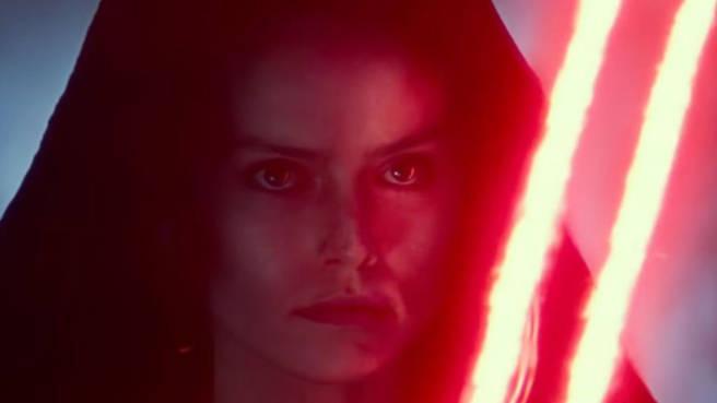 """""""Dark Rey"""" im neuen Star Wars"""