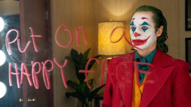 "Ein Stand-Up-Comedian wir zum Killer-Clown: Joaquin Phoenix in ""Joker"""