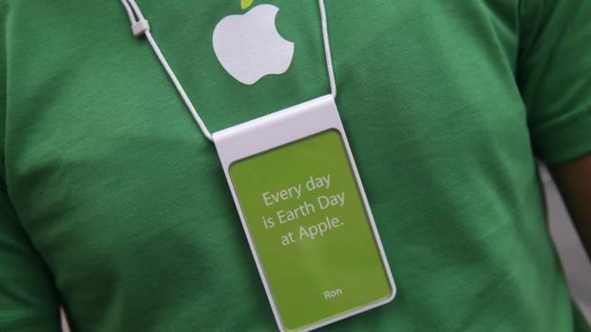 Apple kämpft nach eigenen Angaben für den Klimaschutz - oder ist es nur geschickte PR in eigener Sache?
