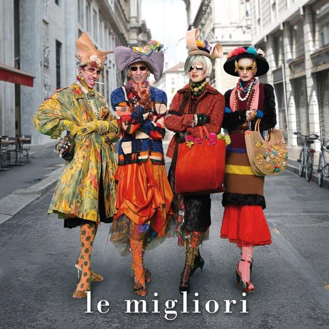 La copertina realizzata da Mauro Balletti