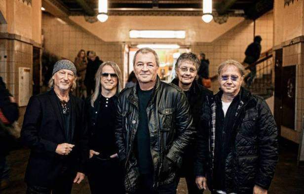 Deep Purple, foto via Facebook