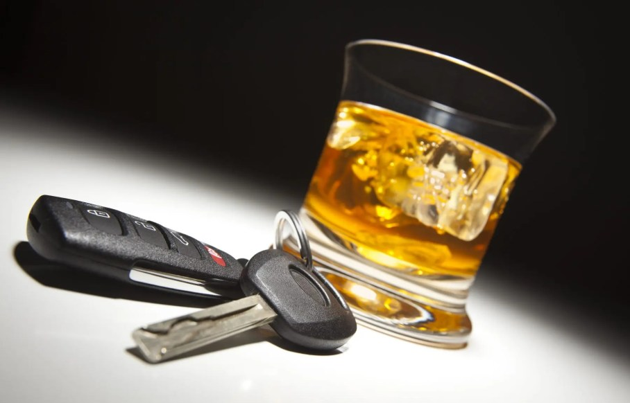 DUI in DC, DUI in Maryland