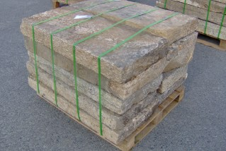 Reclaimed Limestone