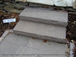 Brownstone Steps & Pattern (Large)
