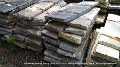 Reclaimed Granite Paving