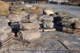 Country Fieldstone Boulders
