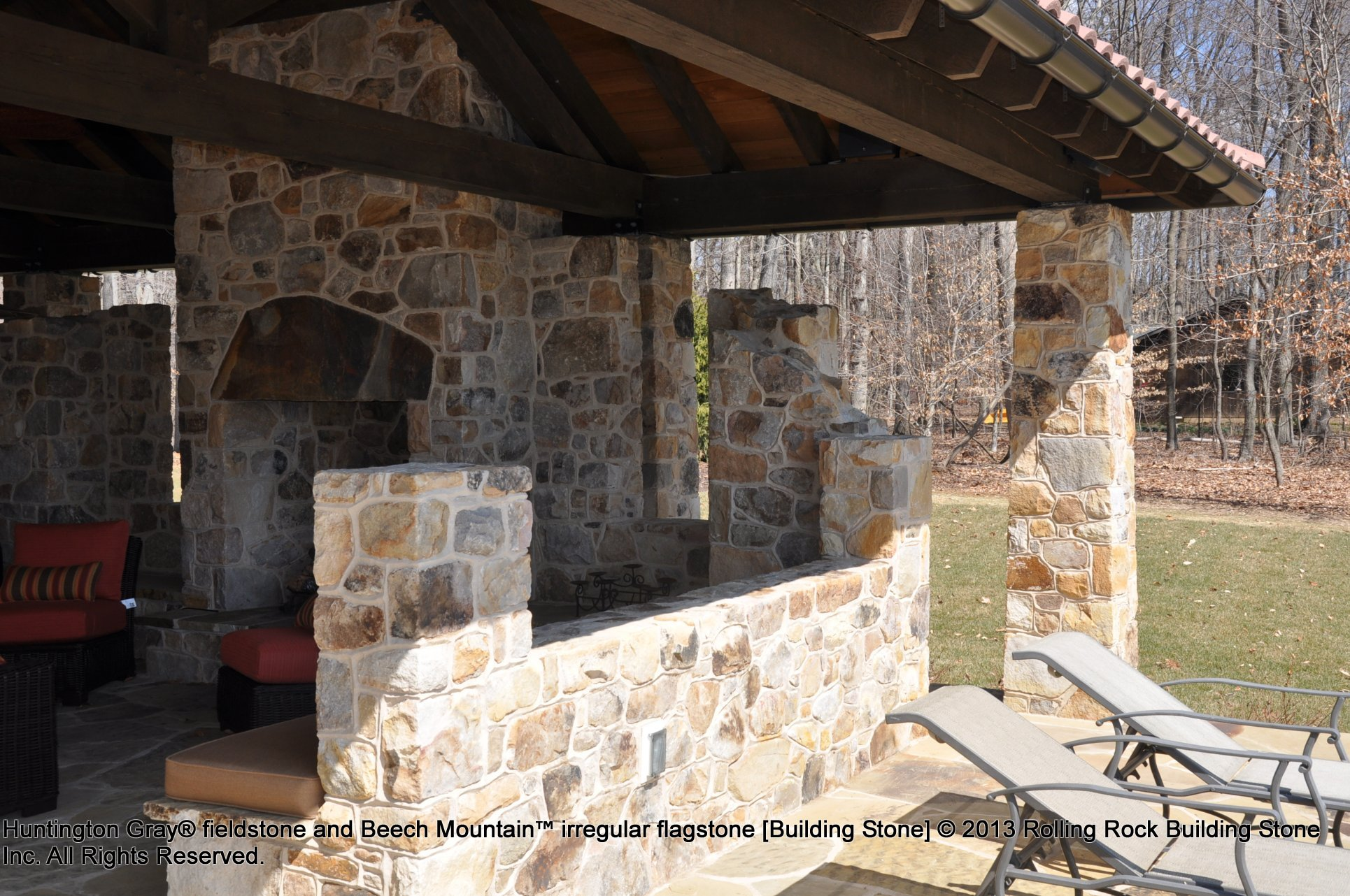 Outdoor Living | Rolling Rock Building Stone, Inc. on Rock And Stone Outdoor Living id=12683