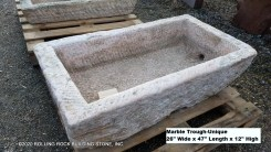 Marble Trough-Unique 1