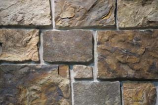Russet Brown™ ashlar blend