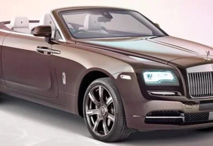 2019 Rolls Royce Dawn Houston Tx