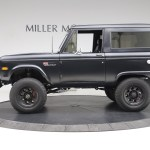 Pre Owned 1972 Ford Bronco Icon For Sale Special Pricing Rolls Royce Motor Cars Greenwich Stock 7681