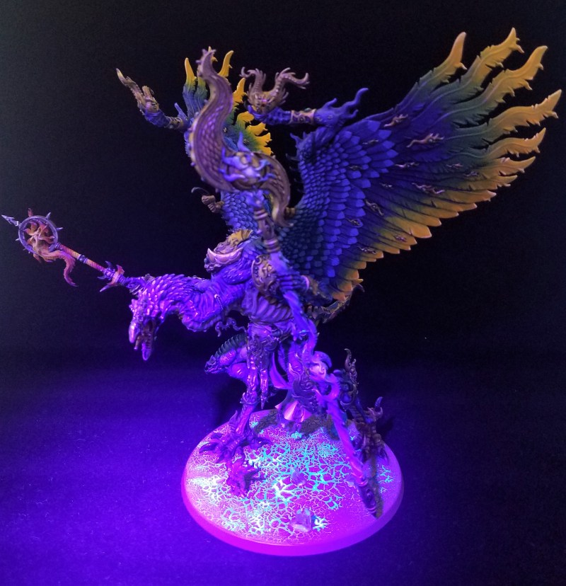 Lord of Change ultraviolet