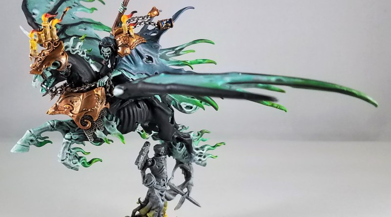 nighthaunt reikenor the grimhailer