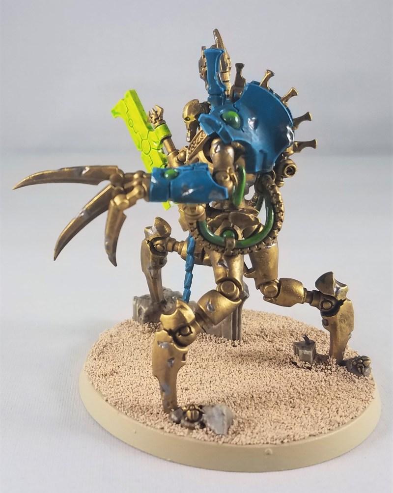 necron nihilakh Skorpekh Destroyer