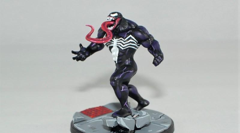 venom Marvel Crisis Protocol