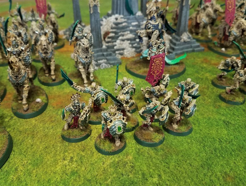 Ossiarch Bonereapers - Stalliarch Lords