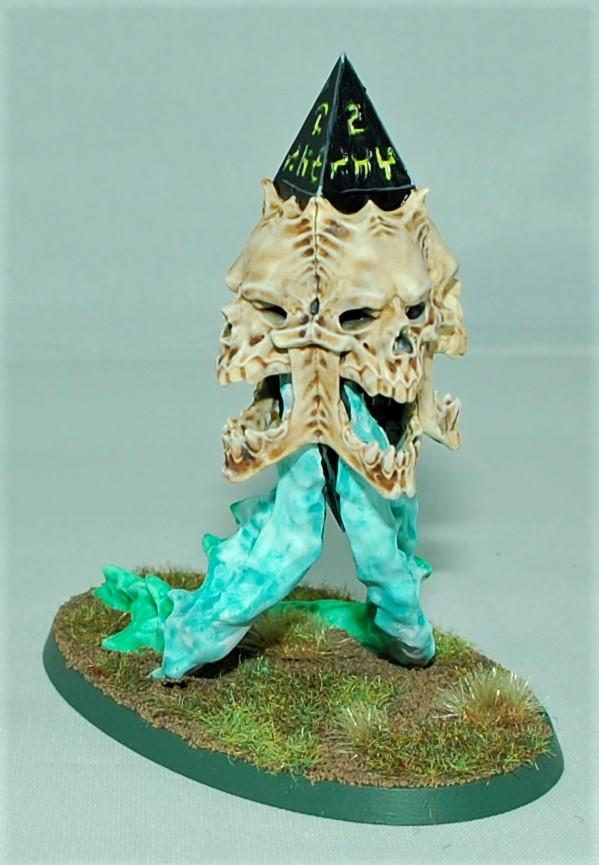 Bone tithe shrieker