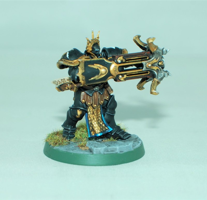 Anvils of Heldenhammer Judicators Thunderbolt Crossbow