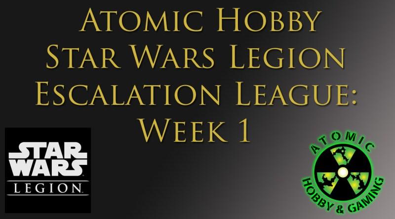 star wars Legion Escalation