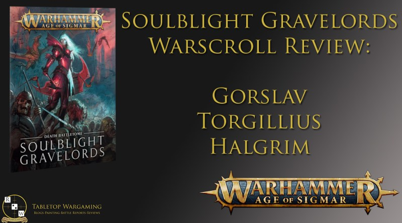 tactics Gorslav, Torgillius, Halgrim