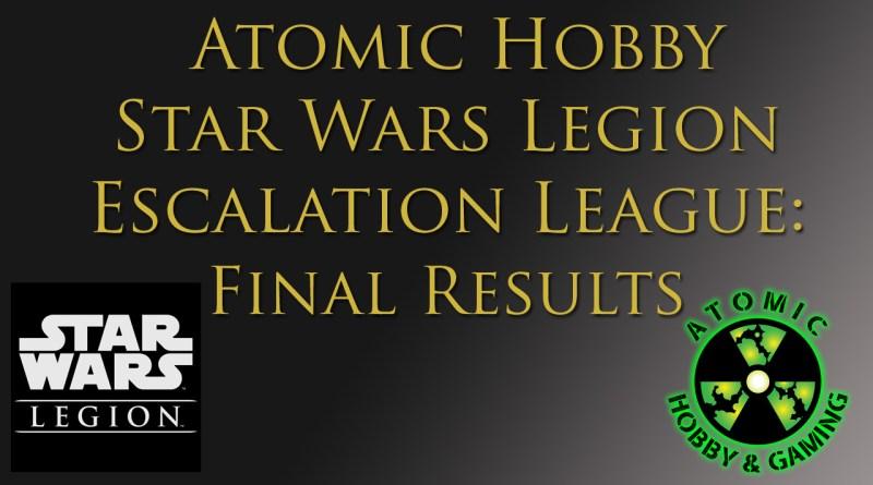 Star wars legion escalation league