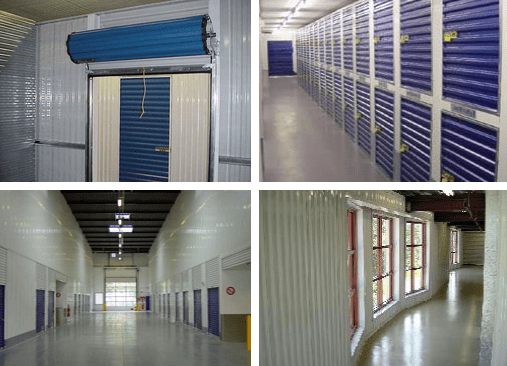 Value Storage Hallway Systems Roll Up Doors Direct