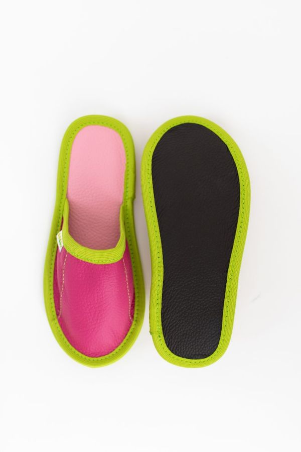 Rolly adult slippers home slippers cyklam non slip sole