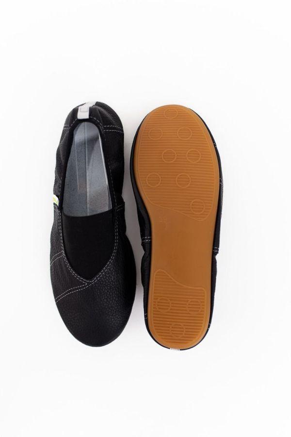Rolly school slippers for kindergarten line grey non slip sole for boys