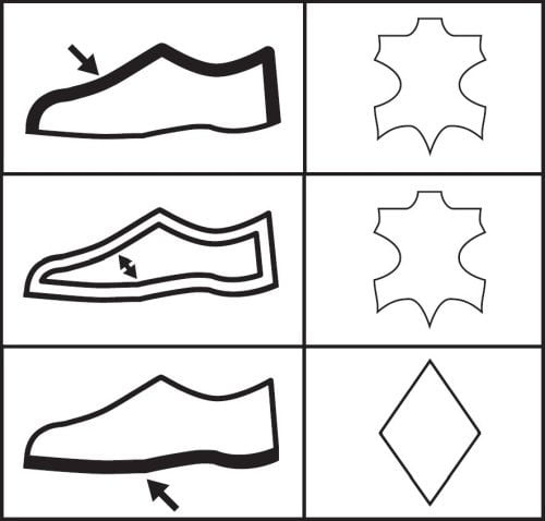 Rolly slippers pictogram 2