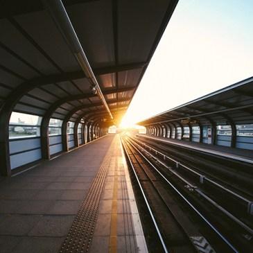 Station voor reiskriebels