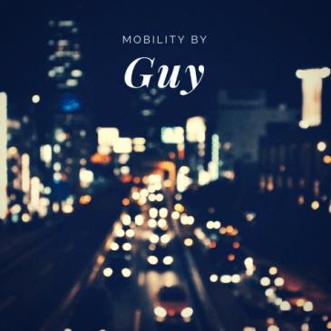 mobiliteit door Guy