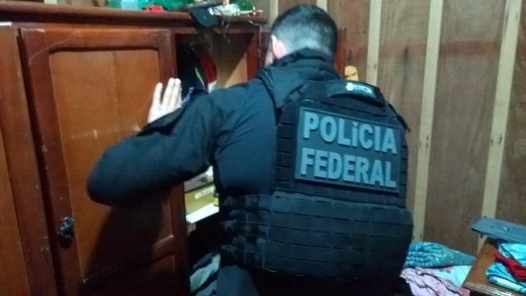 A Polícia Federal deflagrou nesta manhã de quarta-feira (02/05) a OPERAÇÃO PARALELO visando desarticular esquema criminoso de envio de carregamento de drogas