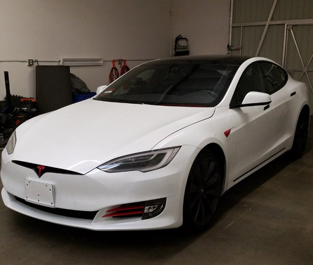 Customer Testimonial From Our Yelp Page Tesla Chrome Blackout Delete