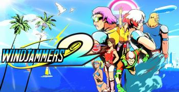 Windjammers 2 introduced for PS4 and PS5