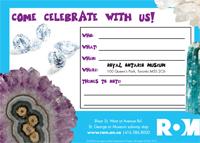 carte d invitation a un anniversaire en